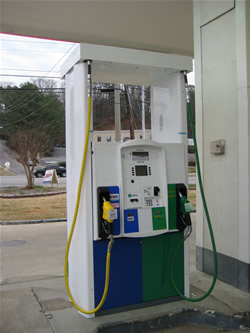 Dogwood Shell BioDiesel and E85 Pump